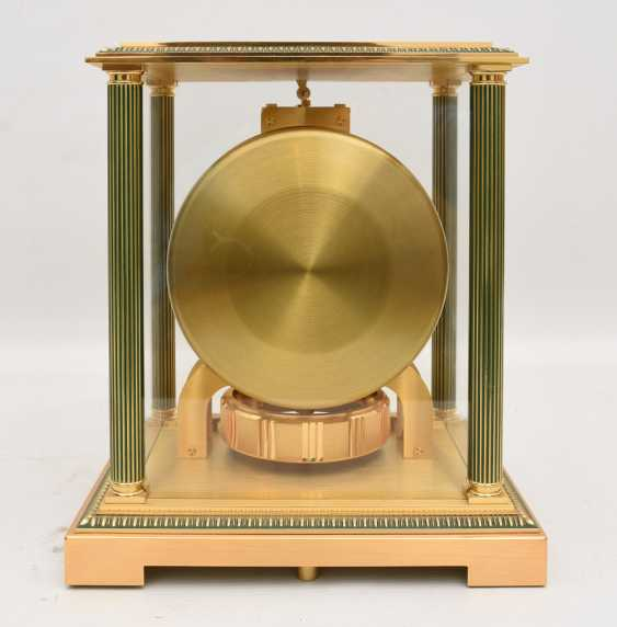 "JAEGER-LECOULTRE ""ATMOS VENDOME (Empire / Directoire)"", Bronze/Plexiglass Schweiz um 1975 - photo 7"