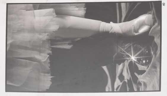 "AUTOGRAPH-PICTURE ""STUTTGART BALLET"", behind glass framed, signed,1990 - photo 4"