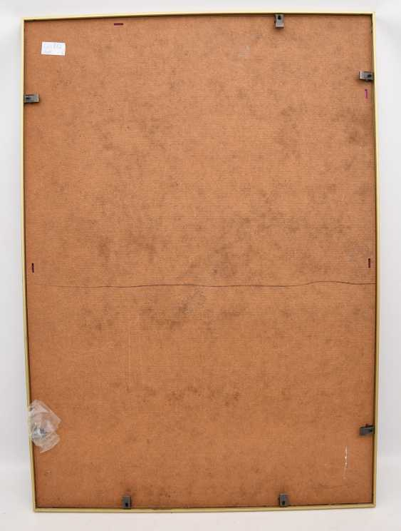 "AUTOGRAPH-PICTURE ""STUTTGART BALLET"", behind glass framed, signed,1990 - photo 5"