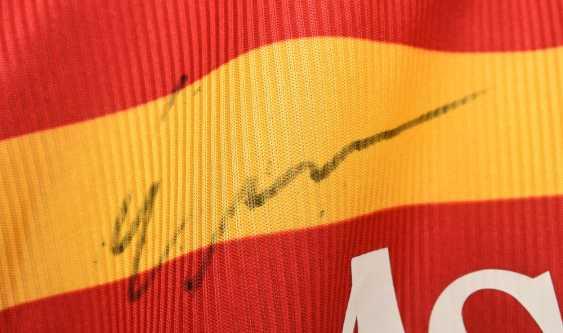 JERSEY BAYER LEVERKUSEN, EMERSON, No. 10, Adidas,signed, 2002 - photo 3