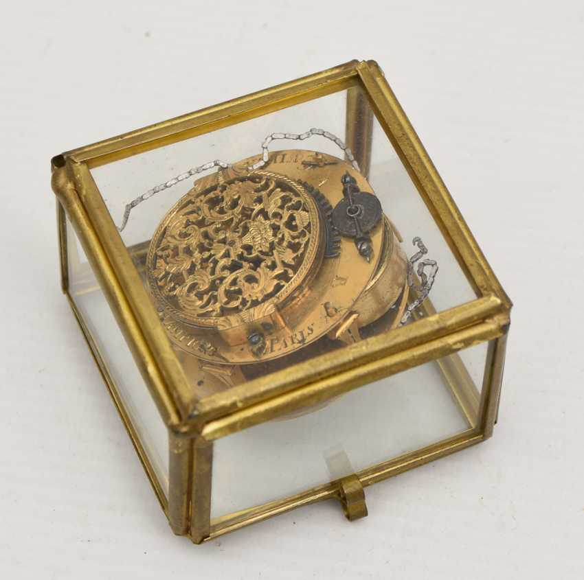 COLLECTION OF BROKEN POCKET WATCHES AND WATCH MOVEMENTS, 19./20. Century - photo 2