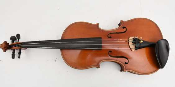 VIOLIN, Germany, Mitte 20. Century - photo 1