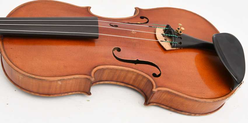 VIOLIN, Germany, Mitte 20. Century - photo 2
