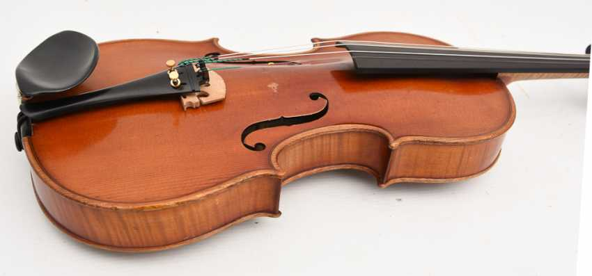 VIOLIN, Germany, Mitte 20. Century - photo 3