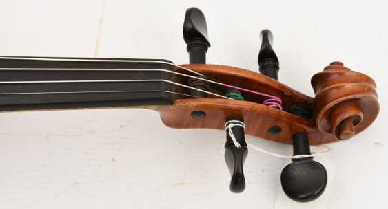 VIOLIN, Germany, Mitte 20. Century - photo 4