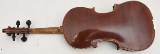 VIOLIN 5, after Stradivari, Italy 1. Half of the 20. Century - photo 7