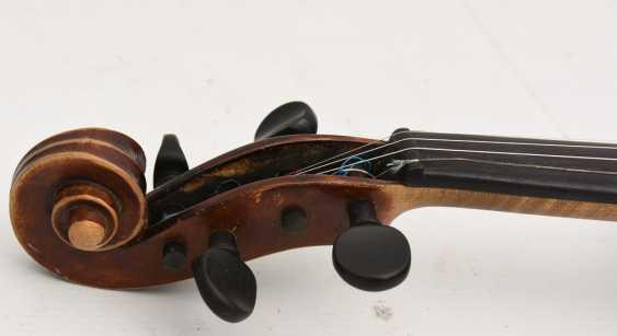 VIOLIN 5, after Stradivari, Italy 1. Half of the 20. Century - photo 8