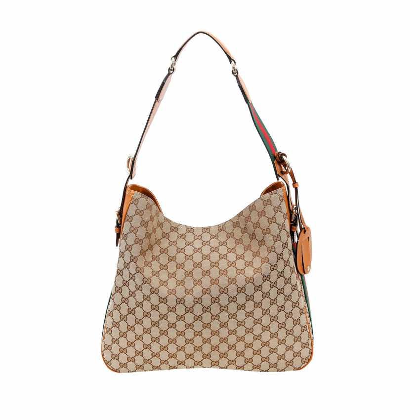 528fc6e32879 Lot 7. GUCCI shoulder bag, original price approx.: 1.400,-€. from ...