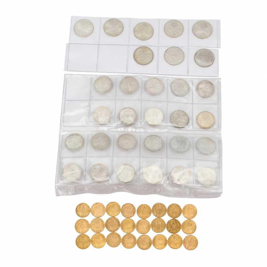 Preussengold 24 X 20 Goldmark Und Etwas Dm Los 2011