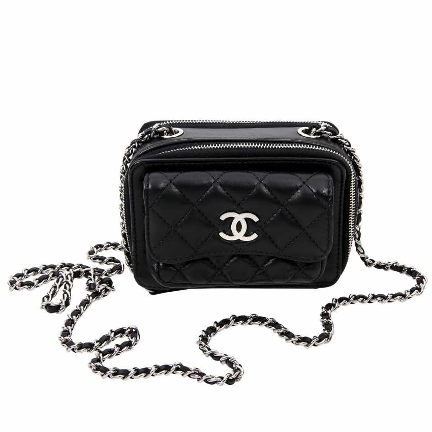 Lot 5 CHANEL shoulder bag, collection 2014 2015. from the catalog ... 57f3df1faf