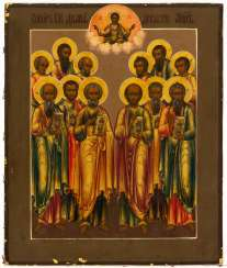 THE ASSEMBLY OF THE TWELVE APOSTLES