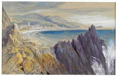 EDWARD LEAR (LONDON 1812-1888 SAN REMO)