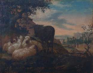 Landscape painter of the 18th century. Century,