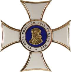 Order of Philip the great müthigen,