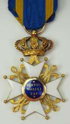 Netherlands: Order of the Dutch Lion, Knight's Cross.