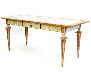 RARE LOUIS XVI DINING TABLE