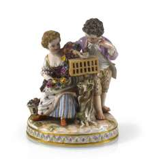 CHILDREN'S GROUP, MEISSEN, AROUND