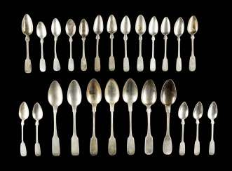 NINE-TEN COFFEE AND SEVEN DINING SPOON