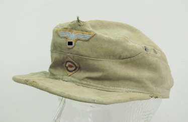 Wehrmacht: M41 tropical field cap, for teams.