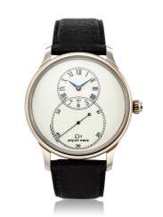 JAQUET DROZ, 18K GRANDE SECONDE WATCH