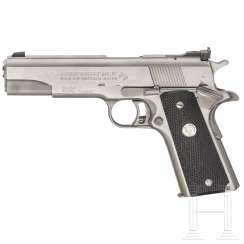 Colt Mk IV Series '80, Gold Cup National Match, Stainless