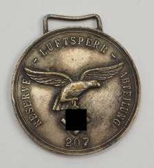 Commemorative Medal of the Reserve Air Lock Division 207.