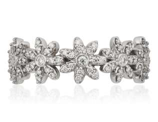 TIFFANY & CO. DIAMOND 'METRO' RING