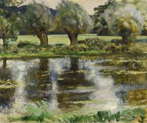 Sir Alfred James Munnings, P.R.A., R.W.S. (British, 1878-1959)