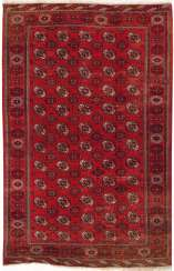 Old Turkoman carpet