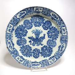 Large bowl with Chinese decor