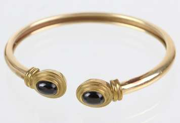 Bracelet with Onyx yellow gold 333