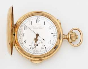 Savonette pocket watch by Audemars Frères Brassus Geneve