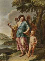 Janssens, Victor Honoré, attributed to, The Guardian Angel