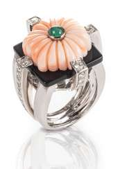 Modern Ladies Ring