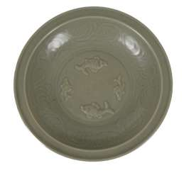 Large Celadon Bowl, China,