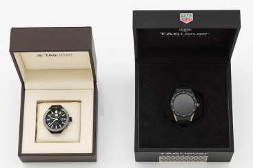 Men's wristwatch from TAGHEUER