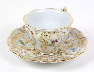 Meissen Ceremonial Table Setting *Flowers*
