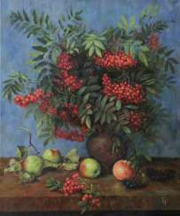 Still life with Rowan