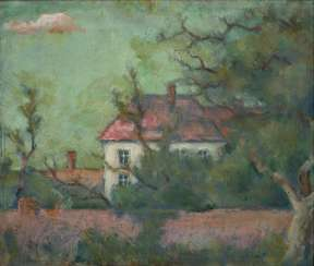 Buchholz, Erich - the house in the landscape