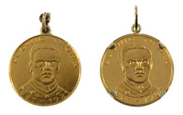 Ludwig Thoma gold medals