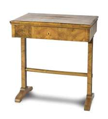 Biedermeier Side Table,
