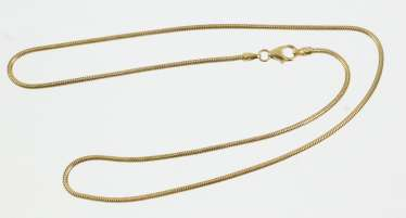 Snake Chain - Yellow Gold 333