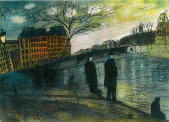 Love Velikosel (Fishermen on the Seine)