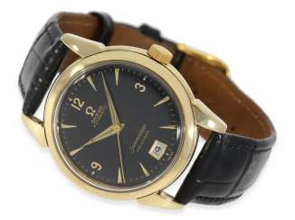 Watch: rare gold Omega