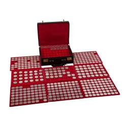 Great heavy-weight coin case with