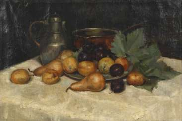 Still life from around 1900