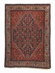 Carpet with Herati pattern West Persian/Kurdish (?)