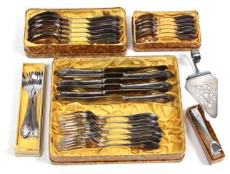 Flatware set for 6 people