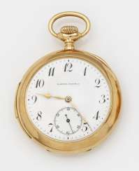 Pocket watch with repeater from Martel Watch & Co.