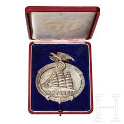 A Day of German Seafaring 1935 Silver Award